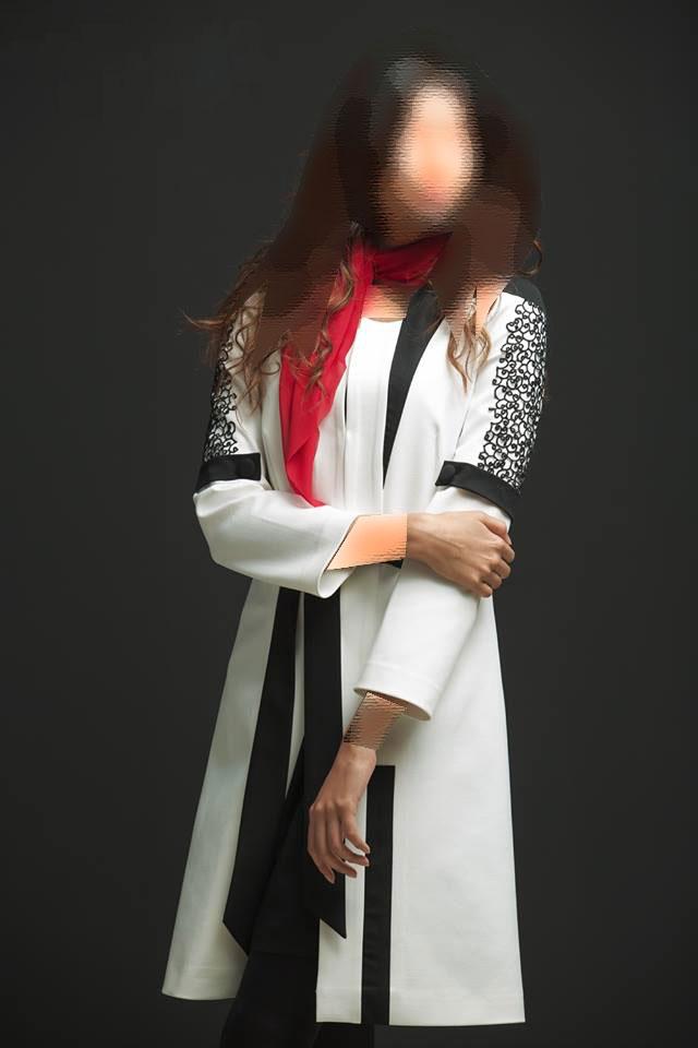 مانتو پاییزی - مانتو دخترانه - مدل جدید مانتو