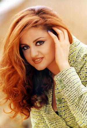 پاسکال بشاره مشعلانی خواننده لبنانی