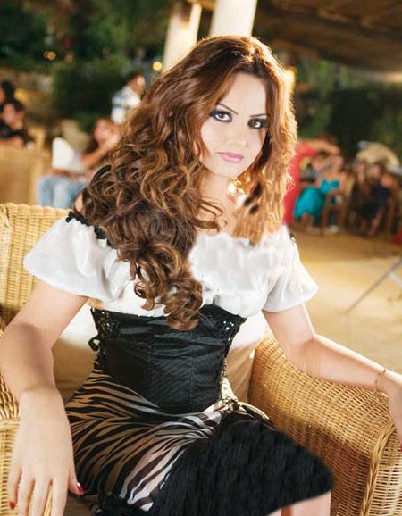 جدیدترین عکس های پاسکال بشاره مشعلانی  خواننده لبنانی
