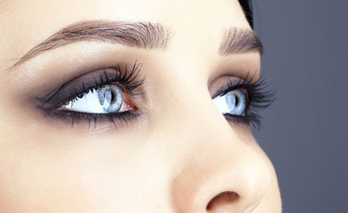 آرایش صورت آرایش و زیبایی  , آموزش روش صحیح اصلاح ابرو
