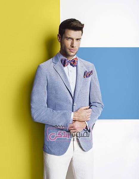 مدل های شیک و زیبای لباس مردانه 2015 برند florentino- مدل کت و شلوار مردانه