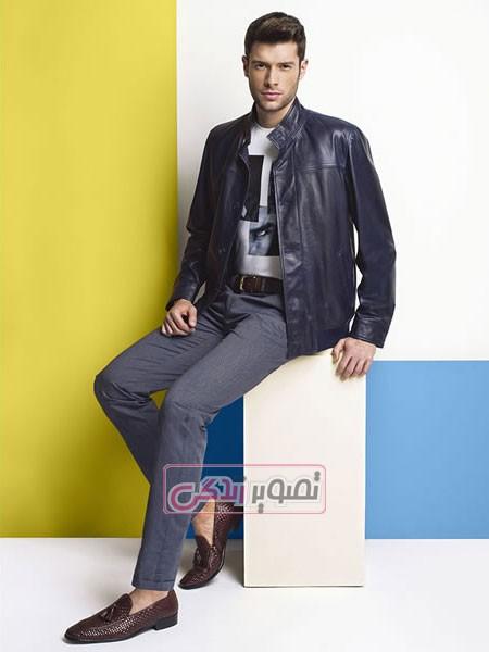 مدل های شیک و زیبای لباس مردانه 2015 برند florentino- مدل کاپشن و شلوار مردانه