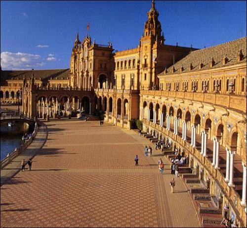 اندلس - اسپانیا - Andalucía - سبیا- Sevilla - دیدنی های اسپانیا