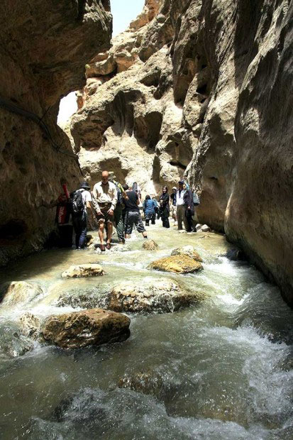 جاذبه های ایران گردشگری  , آثار تاریخی تنگه واشی + عکس
