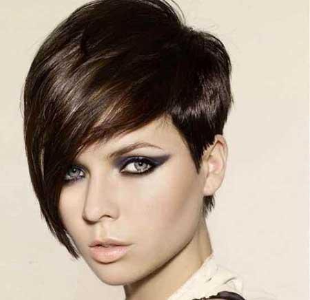 جدیدترین و زیباترین مدل موی کوتاه دخترانه و فشن