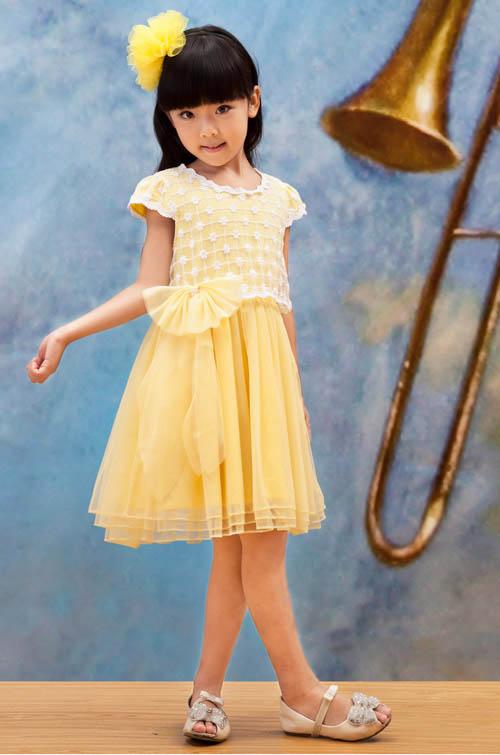زیباترین مدل های پیراهن دخترانه - مدل لباس دخترانه - لباس بچگانه