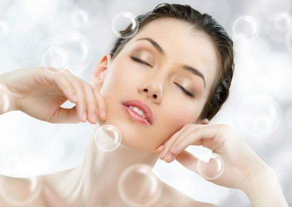 پوست سالم و شاداب - پوست صاف - جلوگیری از چین و چروک پوست - پیری پوست