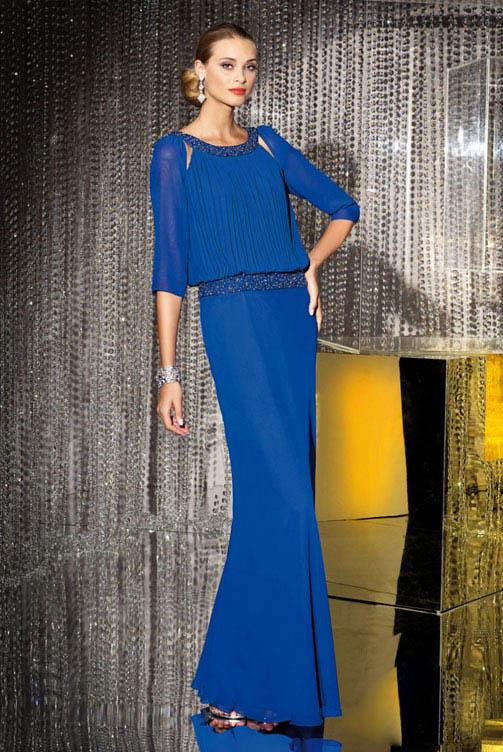 مدل لباس زنانه - زیباترین مدل پیراهن مجلسی بلند - ماکسی مجلسی