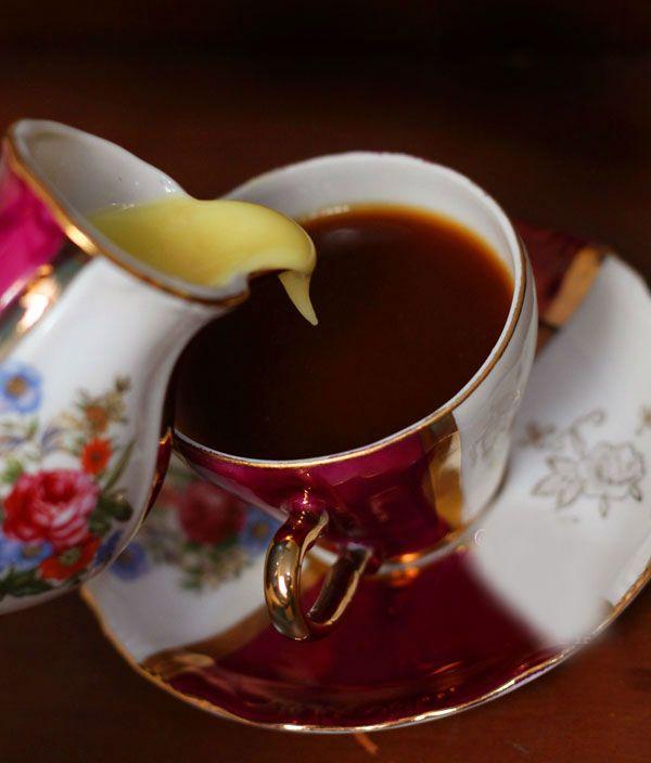 طرز تهیه شیر عسلی