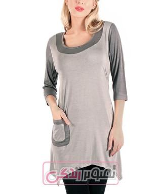 مدل لباس زنانه - تونیک بهاری دخترانه - مدل تونیک