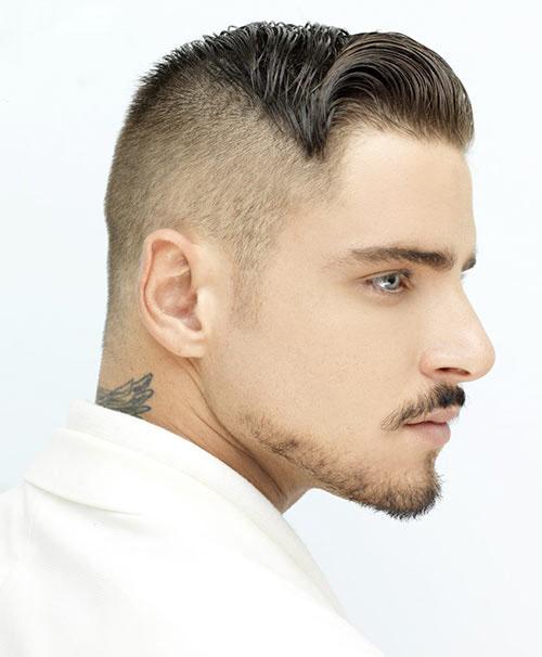 مدل موهای مردانه - موی فشن پسرانه