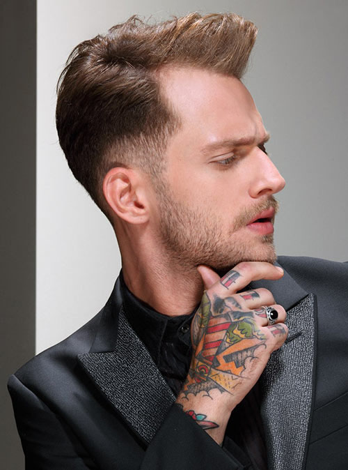 مدل موی مردانه - مدل های فشن موی پسرانه