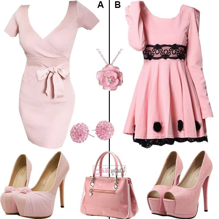 مدل ست مجلسی - انواع لباس مجلسی