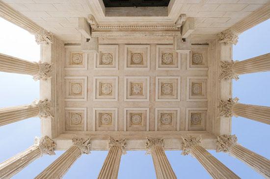 زیباترین سقف های جهان - معماری