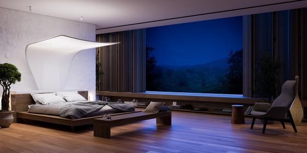 دکوراسیون اتاق خواب - طراحی اتاق خواب