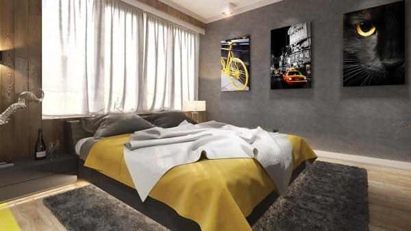 جدیدترین مدل اتاق خواب - دکوراسیون اتاق خواب 2015 - مدل تخت دونفره