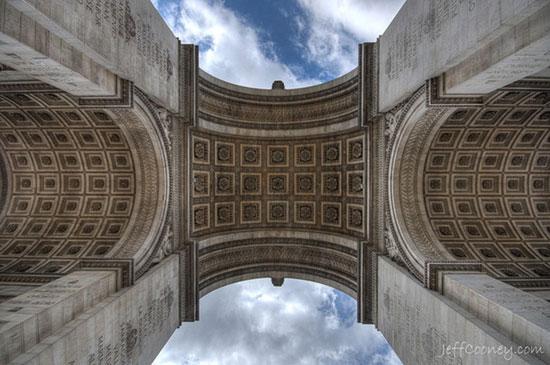 زیباترین سقف های جهان - معماری سقف