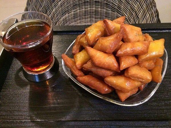 طرز تهیه گوش فیل - شیرینی ماه رمضان - شیرینی افطاری- آموزش شیرینی پزی