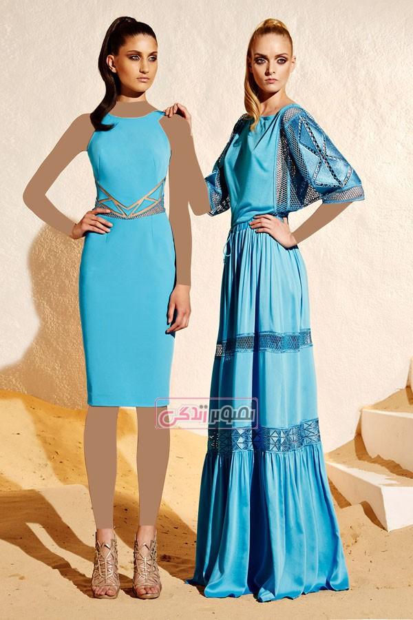 مدل لباس زنانه - مدل لباس مجلسی - زهیر مراد