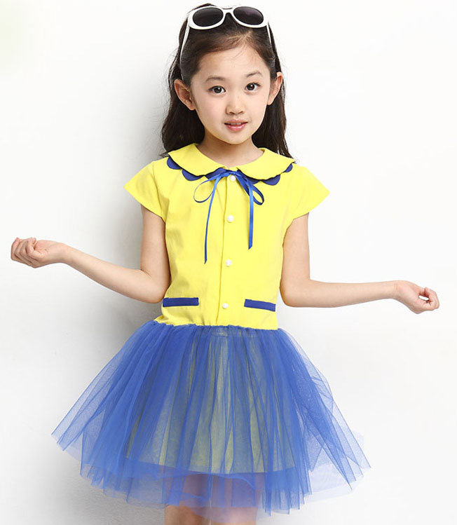 مدل پیراهن دخترانه - لباس مجلسی دخترانه - مدل لباس بچگانه