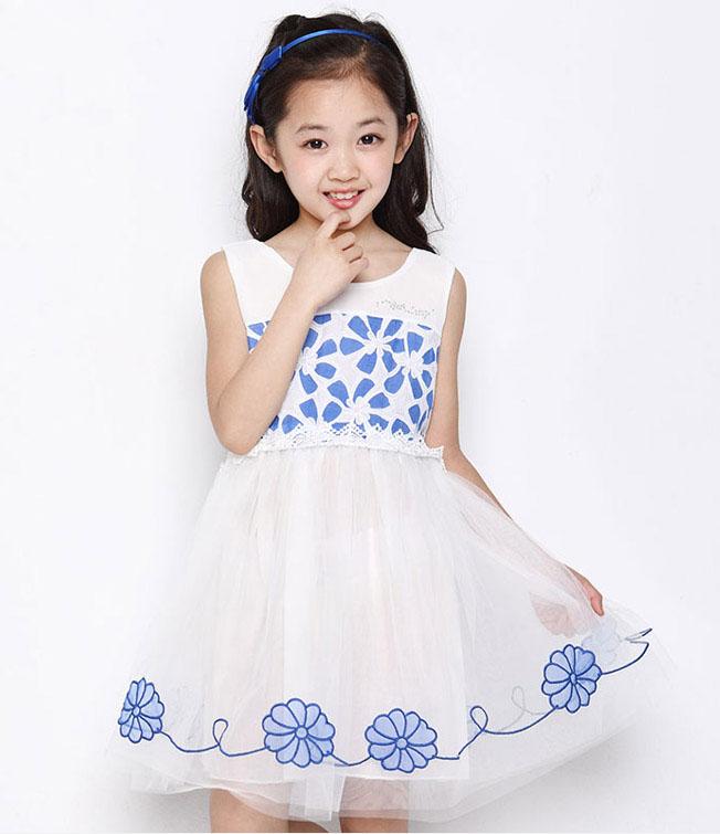 لباس دخترانه - مدل پیراهن دخترانه - لباس مجلسی دخترانه - مدل لباس بچگانه