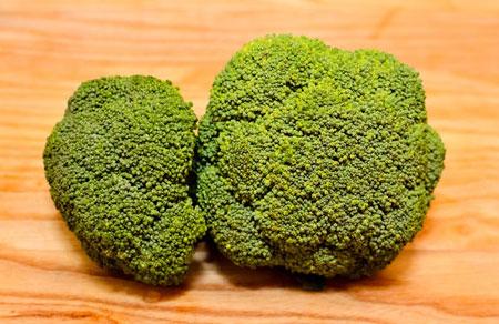 شستن کلم بروکلی - شست و شوی کلم بروکلی - شستشوی سبزیجات