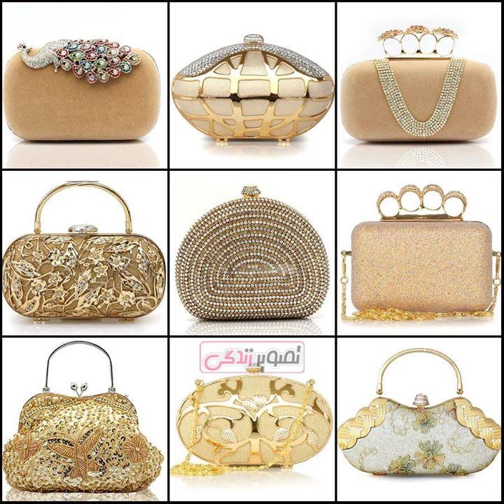 مدل کیف زنانه - کیف رنگ سال - کیف شیک - مدل جدید کیف