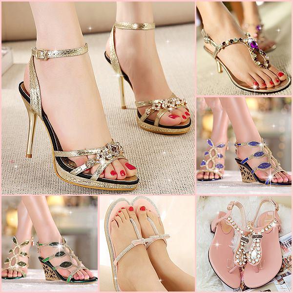 مدل صندل و کفش تابستانی (2) - مجله تصویر زندگیجدیدترین مدل صندل دخترانه - صندل مجلسی - مدل کفش تابستانی
