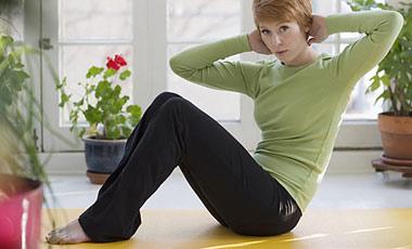 کوچک کردن شکم بعد از زایمان,تناسب اندام,ورزشهای مخصوص شکم