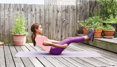 کوچک کردن شکم بعد از زایمان,سوزاندن چربی های شکم و پهلو,حرکات ورزشی مخصوص شکم