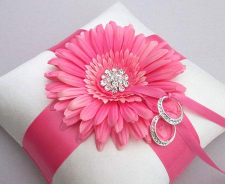 مدل جاحلقه ای عروس - تزیین جا حلقه ای عروس - تزیینات عقد و عروسی