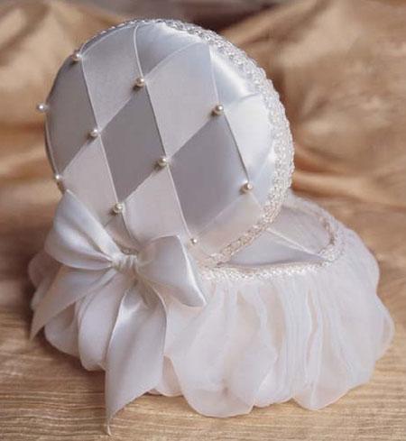 مدل جا حلقه ای عروس - تزیین جا حلقه ای عروس - تزیینات عقد و عروسی
