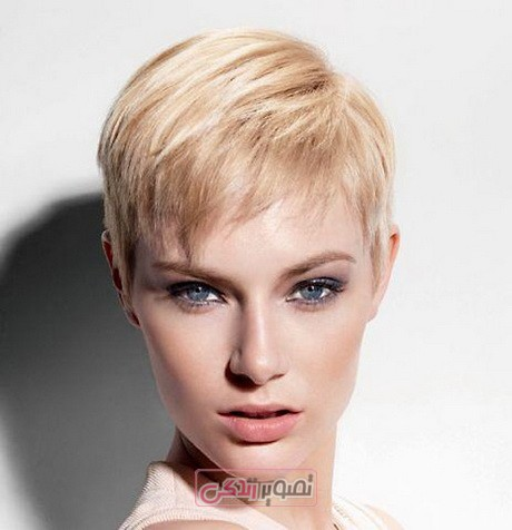 مدل موی کوتاه دخترانه - مدل موی فشن - جدیدترین مدل مو