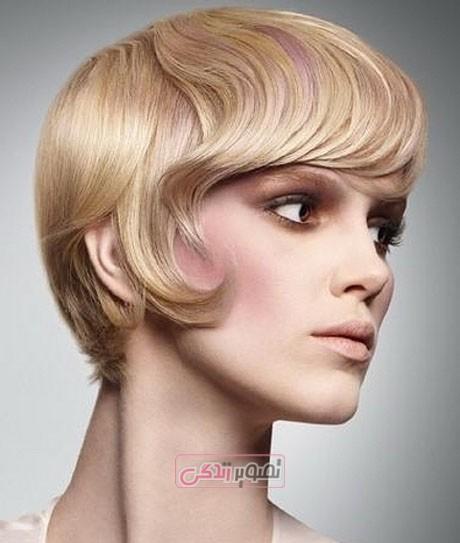 مدل موی کوتاه زنانه - مدل موی فشن - جدیدترین مدل مو