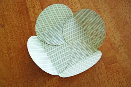 آموزش تصویری ساخت پاکت,نحوه درست کردن پاکت کادویی