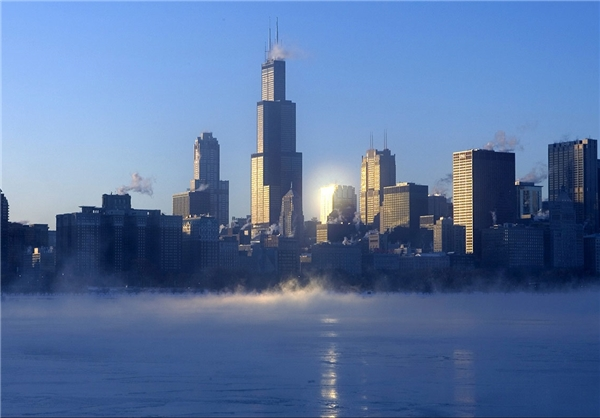 بلندترین آسمان خراش های دنیا - برج های بلند دنیا - بلندترین ساختمان ها