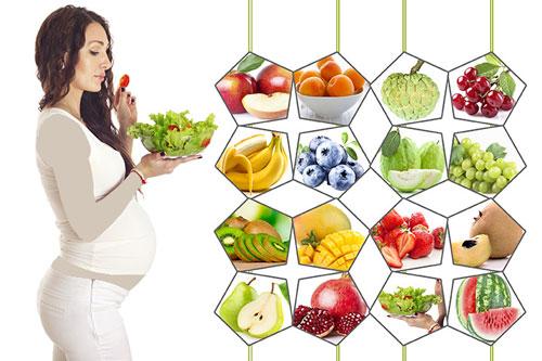 ویتامین های مورد نیاز در دوران بارداری - تغذیه زنان باردار