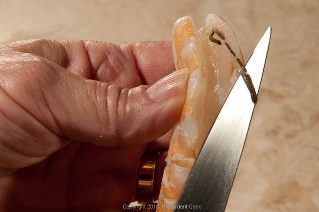 روش پاک کردن میگو - روش های طبخ میگو