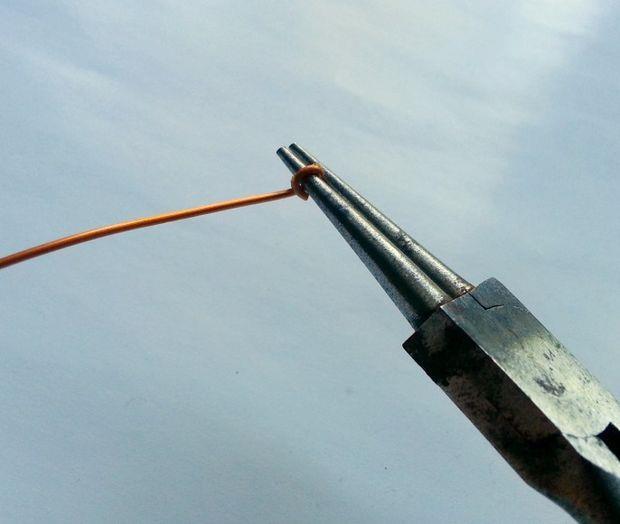 آموزش ساخت دستبند با سیم و مهره - دست بند مهره ای - ساخت زیورآلات