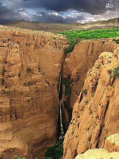 عکس های آبشار پیران ، پر ارتفاع ترین آبشار ایران