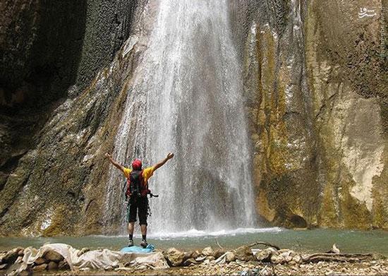 بلندترین آبشار ایران - آبشار پیران - کرمانشاه