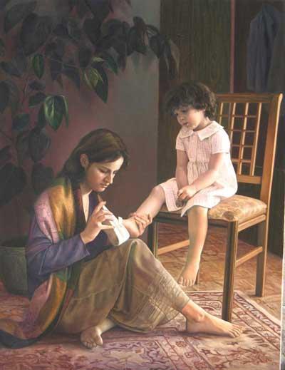 کارت پستال تبریک روز مادر - کارت اینترنتی روز مادر - روز زن