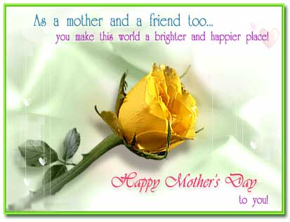 کارت پستال تبریک روز مادر