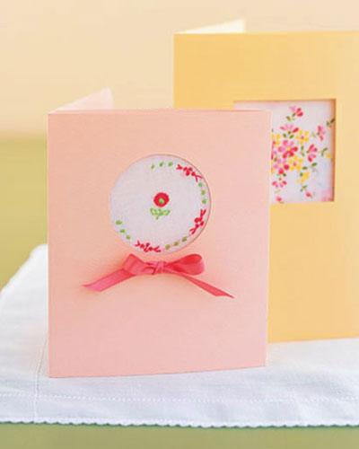 ایده هایی برای ساخت کارت تبریک روز مادر - درست کردن کارت تبریک