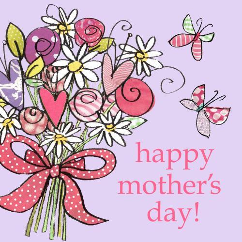 کارت تبریک روز مادر - کارت پستال روز زن