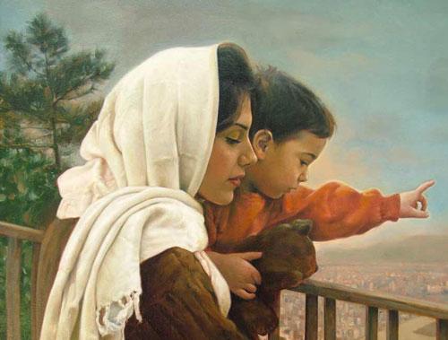 سرگرمی شعر  , اشعار زیبای روز مادر (2)