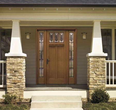 مدل درب ورودی ساختمان - مدل در منزل