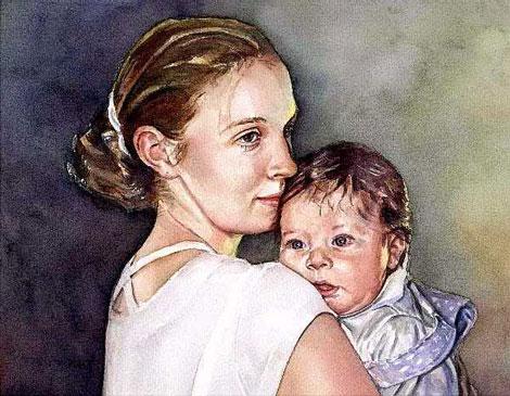 متن های زیبا و خواندنی درباره مادر