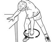 تمرینات کششی برای بهبود درد شانه