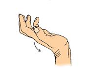 ورزش درد مچ دست و گزگز انگشت ها
